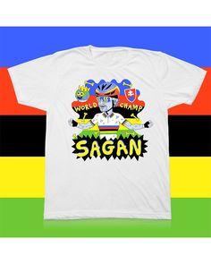 Sagan World Champ jersey #cycling #Sagan #Richmond2015