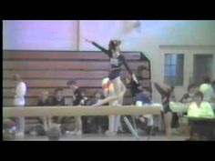 I did these routines when I competed! I actually remember these routines! So fun to watch! Class 3 Compulsory Routines from Gymnastics Skills, 3c, Drills, Cheer, Training, Dance, Workout, Concert, Fitness