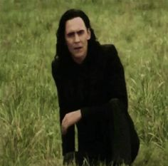 Only TomLoki can make merely getting up sexy