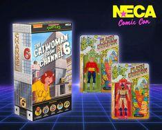 Flash Gordon, Teenage Mutant Ninja Turtles, Channel, Catwoman, Boxer, Tmnt, Comics, Comic Con, Cartoons