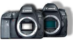 Canon 6D Mark II против Canon 5D Mark IV