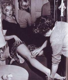 I love Marilyn Monroe