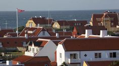 Skagen's houses, Denmark