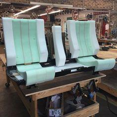 Foam Progress on the C/10.