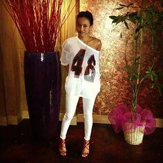 Karrueche Tran - petite - fashion - style