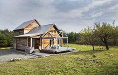 Modern Farmstead Home