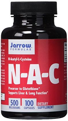 N-ACETYL-L-CYSTEINE (NAC) is a powerful antioxidant amino acid and a precursor in the body to the critical antioxidant glutathione.* Glutathione exerts a variety of protective effects; including detox...