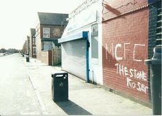 Bluemoon chippy, mosside back in the day!!