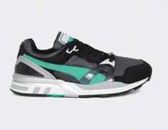 #Puma Trinomic XT2 Plus Green/Black #sneakers