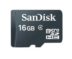 Huawei Activa Cell Phone Memory Card 16GB microSDHC Memory Card with SD Adapter
