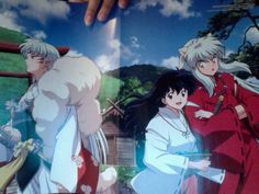 Sort of a personal post~  I just got my new Inuyasha promo poster in the mail today!~  Its marked 2009 so its a pretty new promo poster (obviously its for The Final Act)  Inuyasha and Kagome are so adorable and its a poster I have honestly never seen around before…I knew I HAD to get it. (I'm a nut for finding the more uncommon Inuyasha products)  If I can't find a high quality scan floating around anywhere, I'll scan it sometime during the week so you can all enjoy it~ ^^