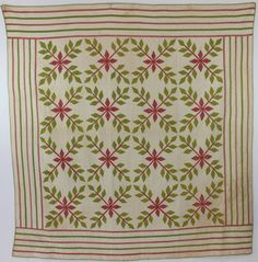 76x76 lovely unusual striped border
