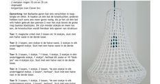 Crochet Lamp, Diy Crochet And Knitting, Doilies, Decorative Bells, Diwali, Bazaars, Ganchillo, Amigurumi, Craft Work