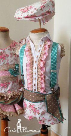Imagen relacionada David Gandy, Cotton Blouses, Cotton Linen, Flamenco Wedding, Striped Jeans, Loose Tops, Pants Outfit, Wedding Suits, Couture