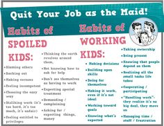 Quit your Job as the Maid!