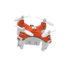 SKEYE Pico Drone - Remote Controlled - Micro Quadcopter w...