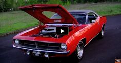 1970 Plymouth Cuda 426 HEMI - Limited Production Muscle Car