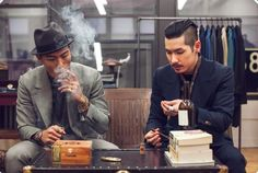 """하민 & 케빈 왕 HVRMINN AND KEVIN WANG + """"I'M SO CURATED"""""""