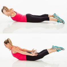The Ultimate Abs and Back Workout