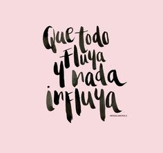 nimo_weheartit shared by her written thoughts Inspirational Phrases, Motivational Phrases, Cute Quotes, Best Quotes, Quotes En Espanol, More Than Words, Spanish Quotes, Quotations, Lettering