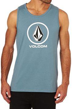 Volcom Circlestone Vest Men's fashion and style