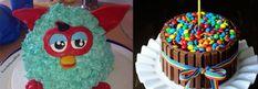 14 super leuke taart ideetjes om kinderen mee te verrassen!