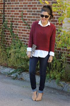 A Love Affair With Fashion : Light Layers