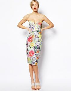 The Floral Print Dresses You Need For Spring