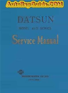 2016 nissan altima model l33 series oem service and repair manual download free nissan datsun model 410 series image httpswww fandeluxe Image collections