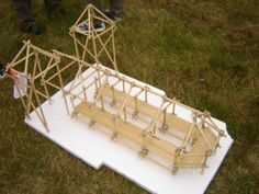 An interesting pioneering project from 2005 Camp Guldborgsund, a National Jamboree in Denmark;