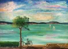 Tihany Paintings, Eyes, Canvas, Illustration, Art, Tela, Art Background, Paint, Painting Art