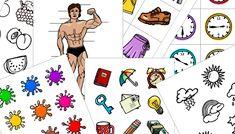 Balíček 20 obrázkových PDF pro jazykovou výuku - zdarma ke stažení