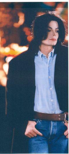 MJ casual.