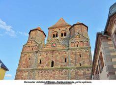 Abbaye de bénédictins à Marmoutier