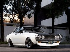 Check out this Honda Powered Toyota Celica. Read the full article here. -Super Street Magazine