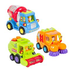 (Set of Wholesale Baby Toys Push and Go Friction Powered Car Toy Trucks Children Pretend Play Toys Great Gift Huile Toys 386 - Kid Shop Global - Kids & Baby Shop Online - baby & kids clothing, toys for baby & kid Baby Toys, Little Truck, Baby Shop Online, Power Cars, Dump Truck, Toy Trucks, Jouer, Pretend Play, Educational Toys
