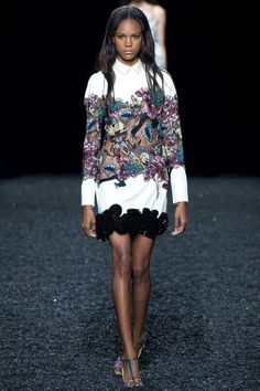 See the Mary Katrantzou Spring 2015 collection on Vogue.com.