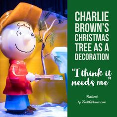 A funky way to highlight the Childhood of multiple generations; Feature a Charlie Brown Christmas Tree for all to enjoy, including the next generation. Charlie Brown Christmas Tree, Peanuts Christmas, Diy Christmas Tree, Christmas Items, Christmas Party Themes, Christmas Decorations, Baby Shower Items, Magic Day, Holiday Gift Baskets