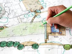 HOW TO PLAN A LANDSCAPE DESIGN; Learn the four steps to creating a scale plan for your landscaping project