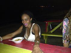 Lambi (conch) vibes at Irie Beach Bar