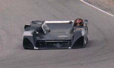 SCCA can am racecar at Mosport 1983