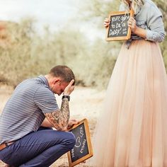 """Pregnancy Announcement Inspo Announcing your """"baby on board"""" is BIG news that deserves an announcement that is perfectly you! Find your pregnancy announcement outfit! Baby Surprise Announcement, Cute Baby Announcements, Pregnancy Announcement To Husband, Surprise Pregnancy, Pregnancy Announcement Photos, Surprise Baby, Pregnancy Photos, Pregnancy Info, Country Baby Announcement"""