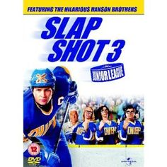 The Hanson Brothers - Slap Shot The Junior League Youth Hockey, Hockey Teams, Ice Hockey, Lund, Frankenstein, George Roy Hill, Site Pour Film, Leslie Nielsen, Hanson Brothers