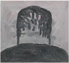 Phillip Guston Head 1968 MOMA
