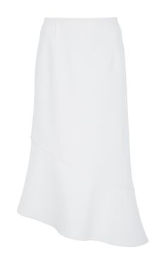 Pernille Asymmetric Skirt by MARISSA WEBB for Preorder on Moda Operandi