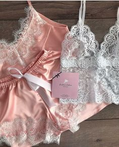 Pin by edriannemcpgl on Lingerie in 2019 Jolie Lingerie, Lingerie Outfits, Pretty Lingerie, Beautiful Lingerie, Lingerie Set, Women Lingerie, Cute Sleepwear, Lingerie Sleepwear, Nightwear