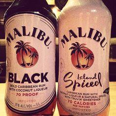 #MalibuRum is great...especially on #lifeguardnight! #drinklocal #postofficecafe #babylon