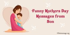 Funny Mothers Day Messages from Son. Cute Mother's Day messages and funny Mother's Day greetings messages from son. Mothers Day Funny Quotes, Mothers Day Captions, Happy Mothers Day Messages, Mother Day Message, Son Quotes, Mother's Day Card Messages, Funny Messages, Happy Mother's Day Funny, Funny Captions