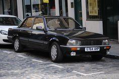 1989 Peugeot 505 GTI
