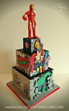 Marvel cake                                                       …